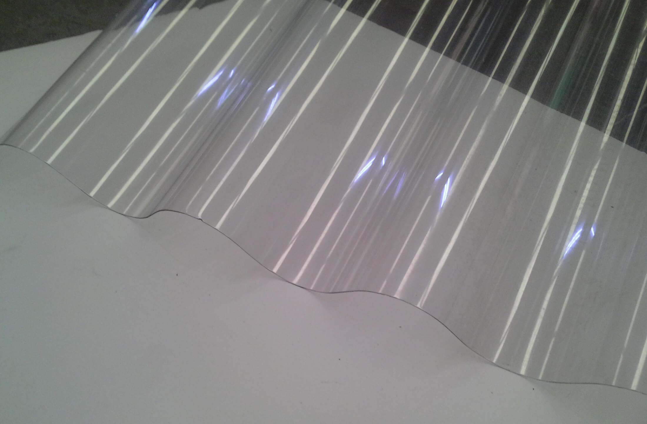 Placa de policarbonato transparente materiales de - Precio de policarbonato ...